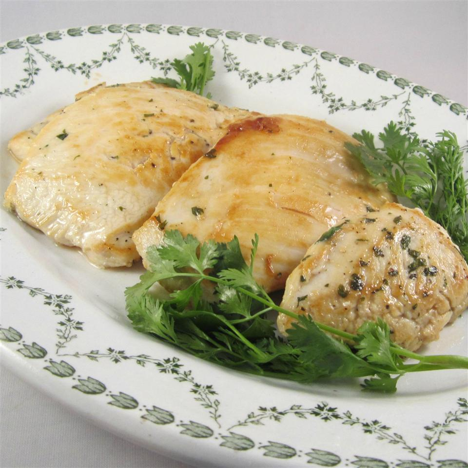 Cilantro-Lime Grilled Chicken Deb C