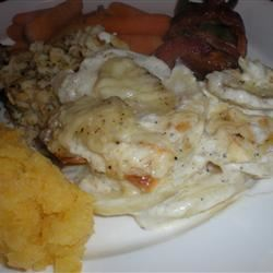 Steak House Au Gratin Potatoes