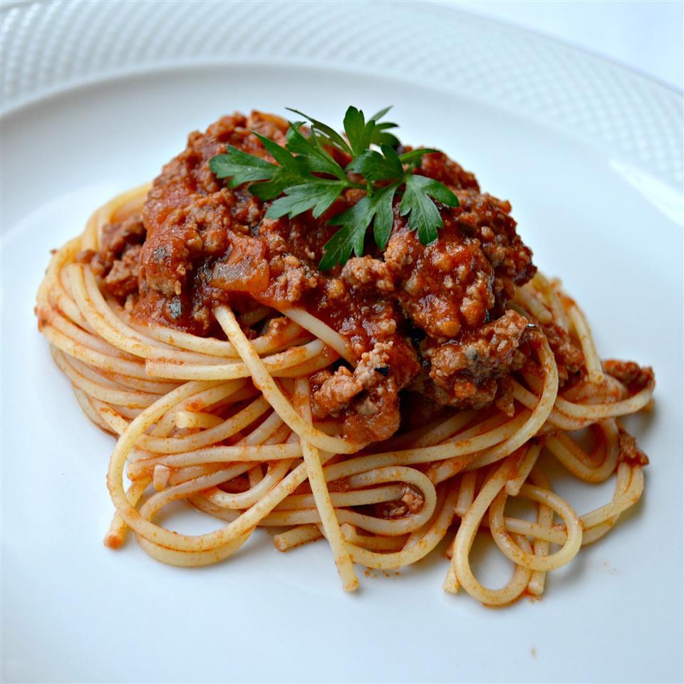Mama Palomba's Spaghetti Sauce