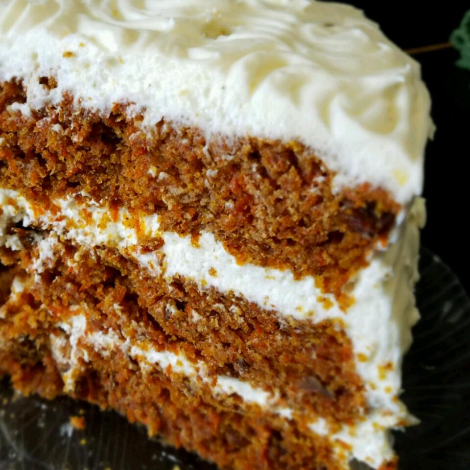 Best Carrot Cake Ever Nan