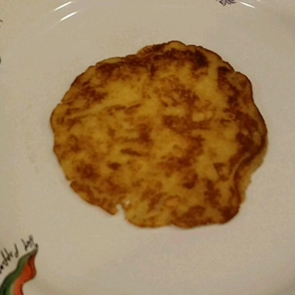 Coconut Milk Pancake Frenchy
