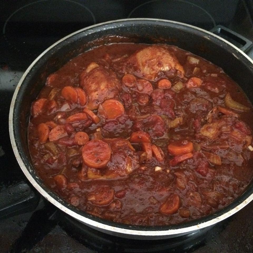 Contadina® Stove-Top Tomato Braised Chicken Keelynge