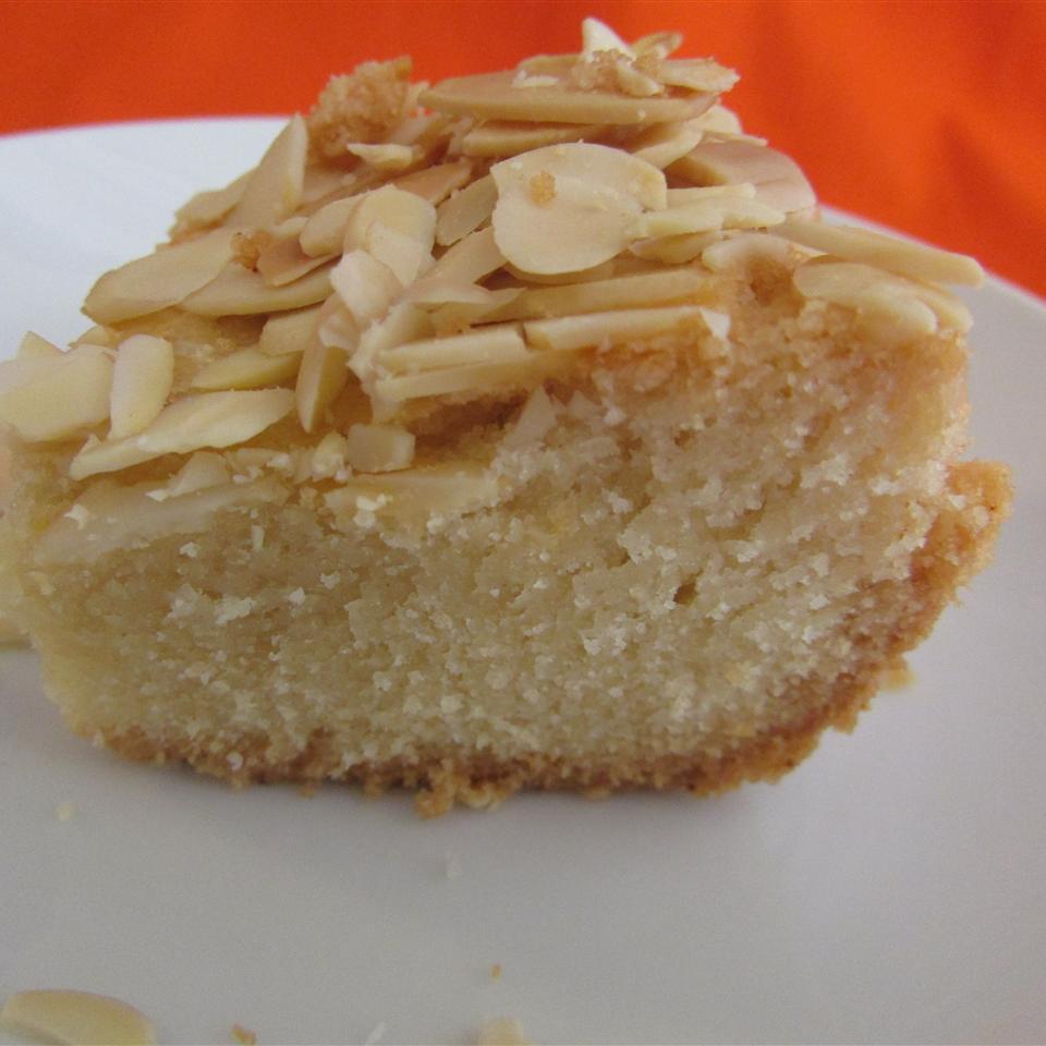 Boterkoek (Dutch Butter Cake) the4taals