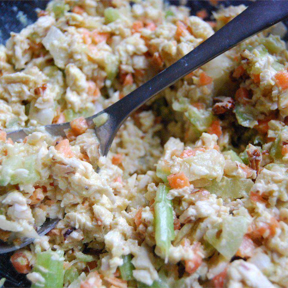 Elegant Brunch Chicken Salad