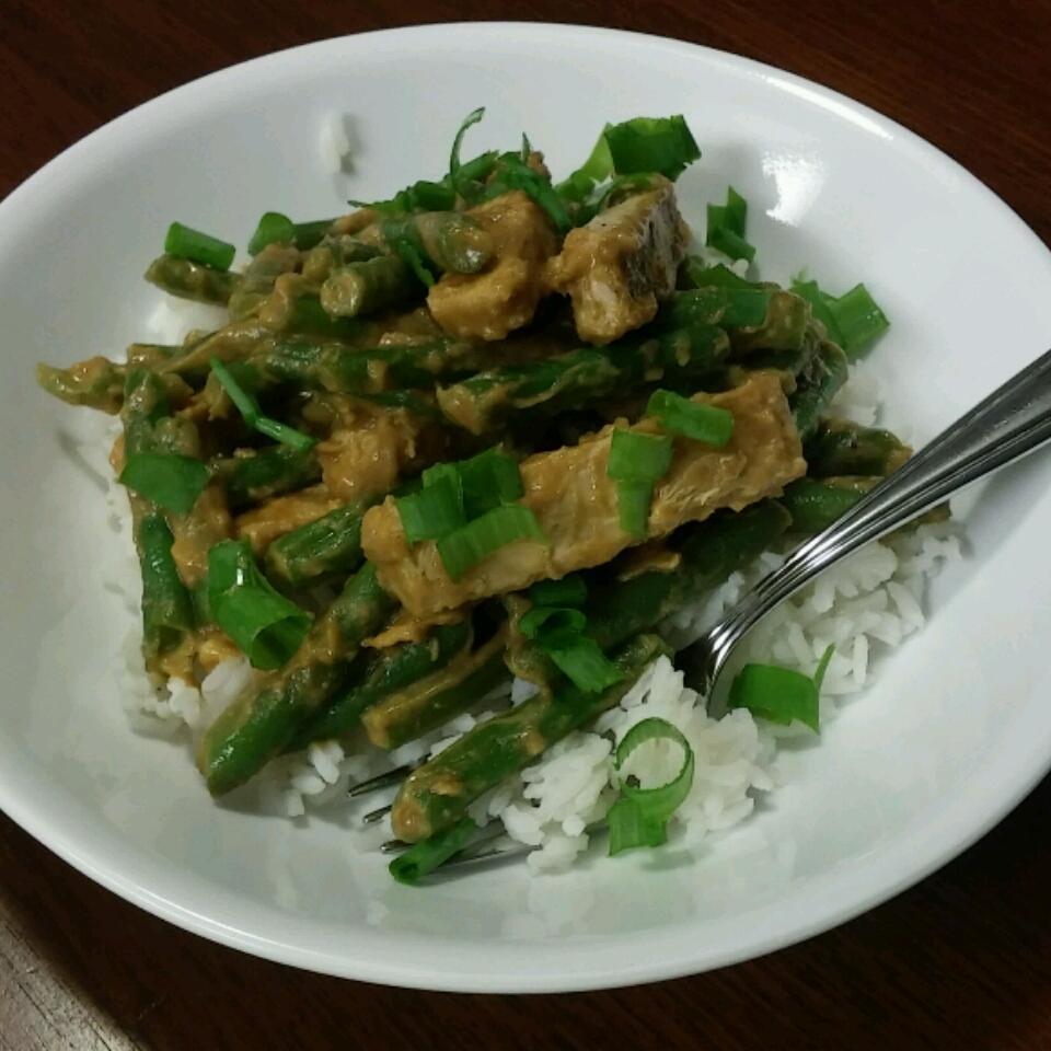 Erin's Indonesian Chicken