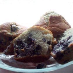 Bisquick® Blueberry Muffins