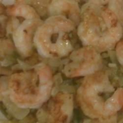 Spicy Chile Lime Shrimp