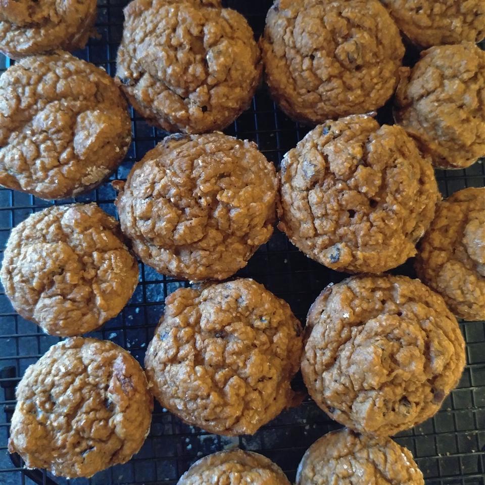 Pumpkin Spice Muffins Misty Oenema