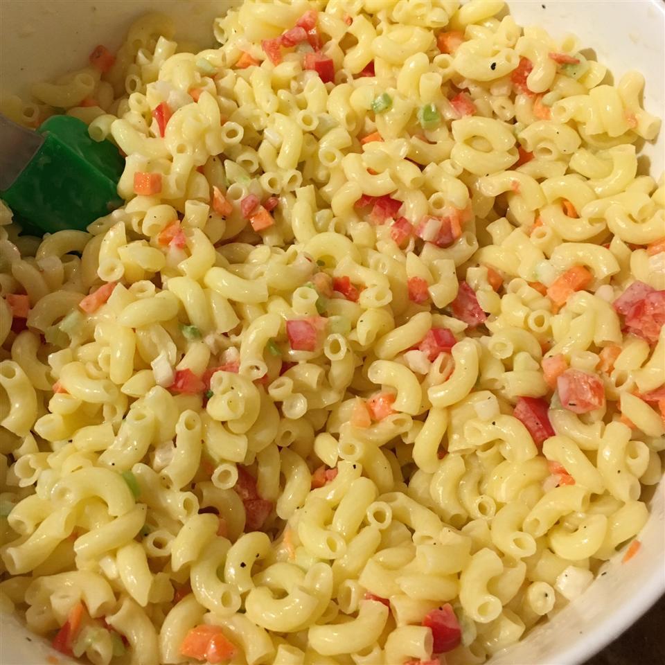 Classic Macaroni Salad KrisJohn05