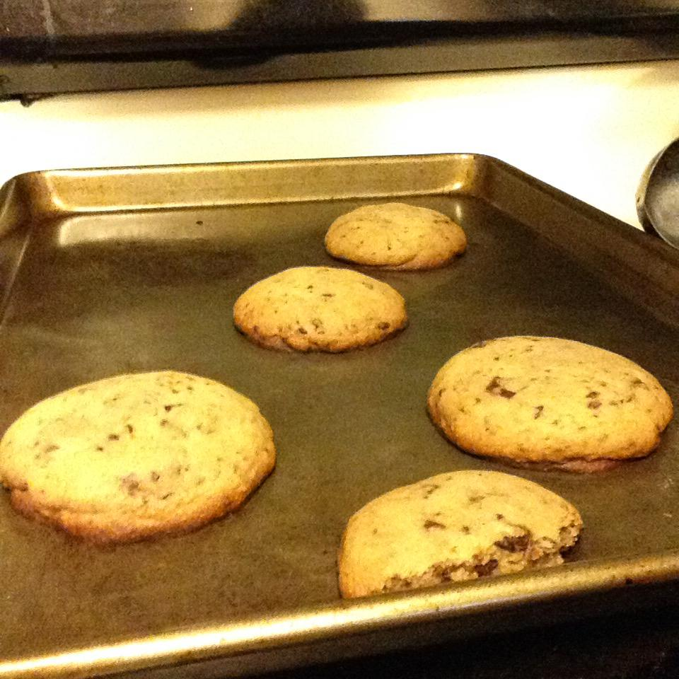 Never Fail Chocolate Chip Cookies ideagirl