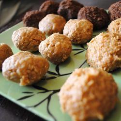 No Bake Bumpy Peanut Butter Nuggets Jules