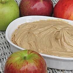 peanut butter dip recipe