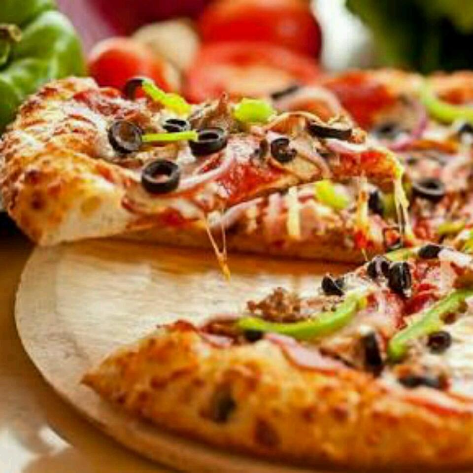 Brick-Oven Pizza (Brooklyn Style) nishant