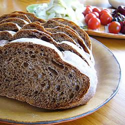 Russian Black Bread Mary