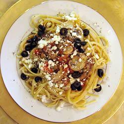 Greek Pasta allrusty