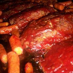 Vegetarian Meatloaf with Vegetables eternalsunshine