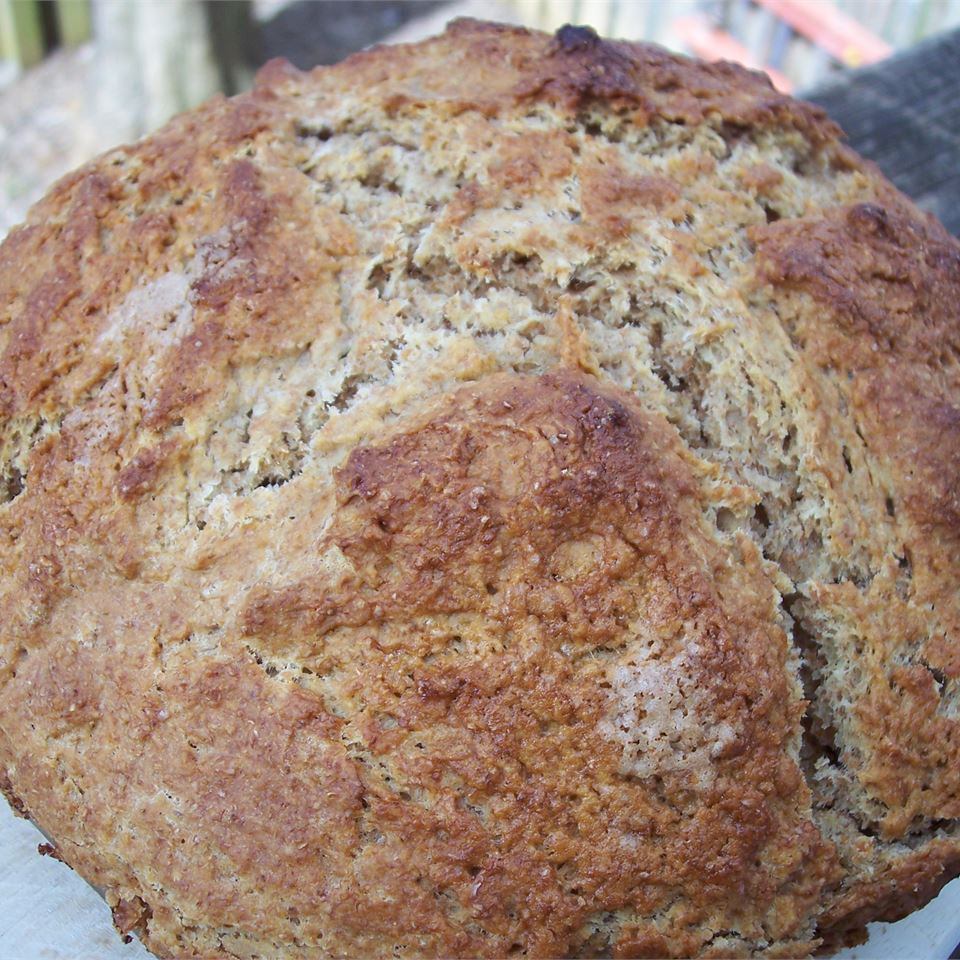 Perfectly Moist Irish Wheaten Bread