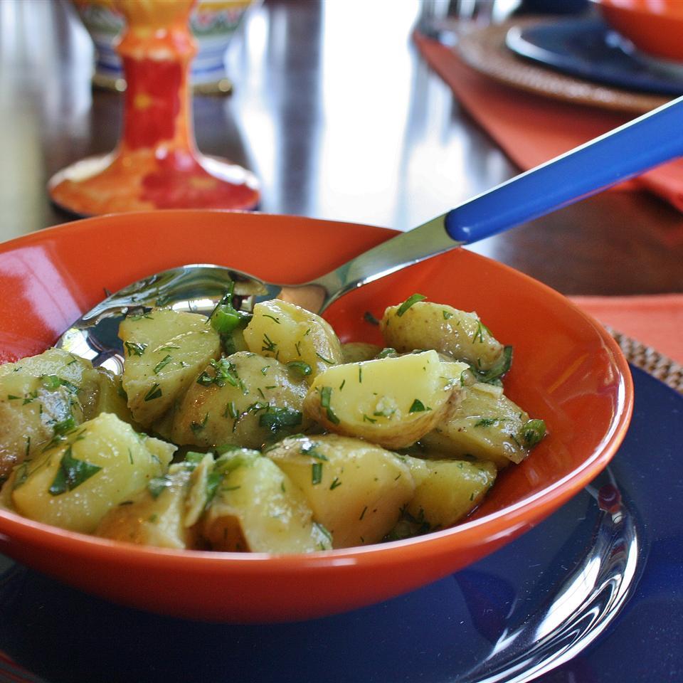 Tailgate Potato Salad