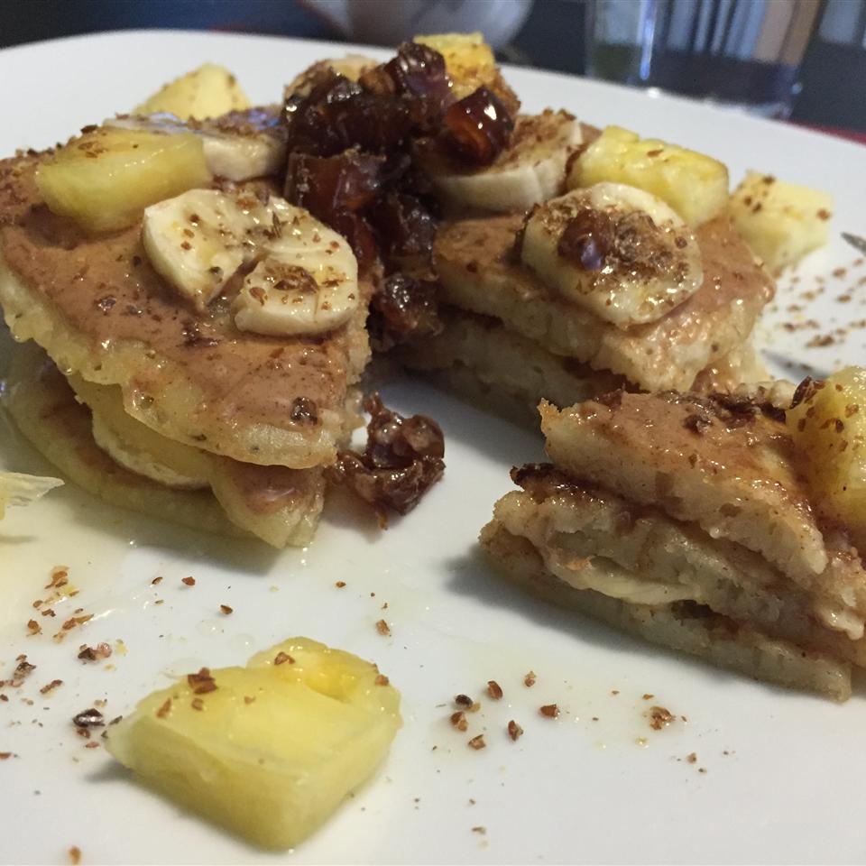 Vegan Pancakes Ladyl7