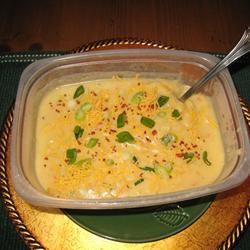 Mandi's Cheesy Potato Soup