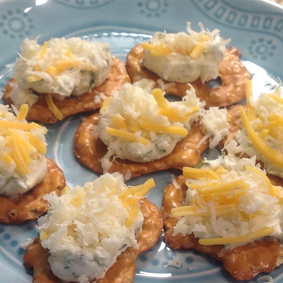 Four Cheese & Herb Bites Diana Mc