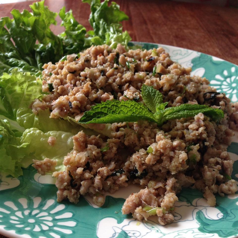 Thai Larb Salad
