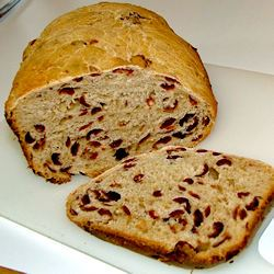 Cranberry Orange Breakfast Bread Lesley