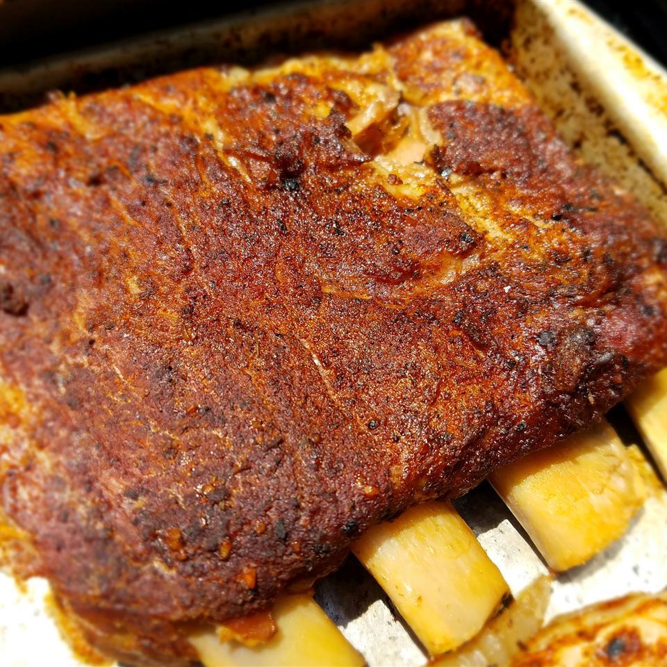SpiceJunkie's BBQ dry rub No.14
