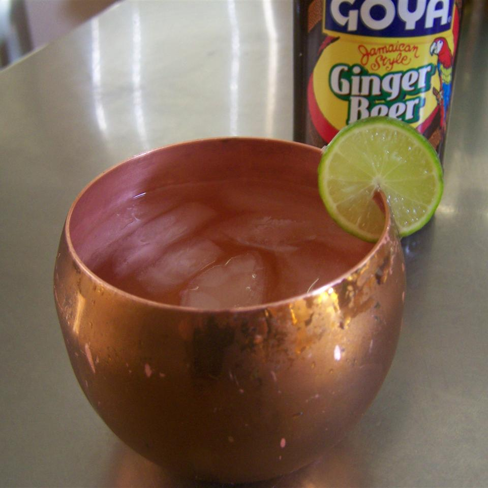Moscow Mule Cocktail Amy Jo McCord