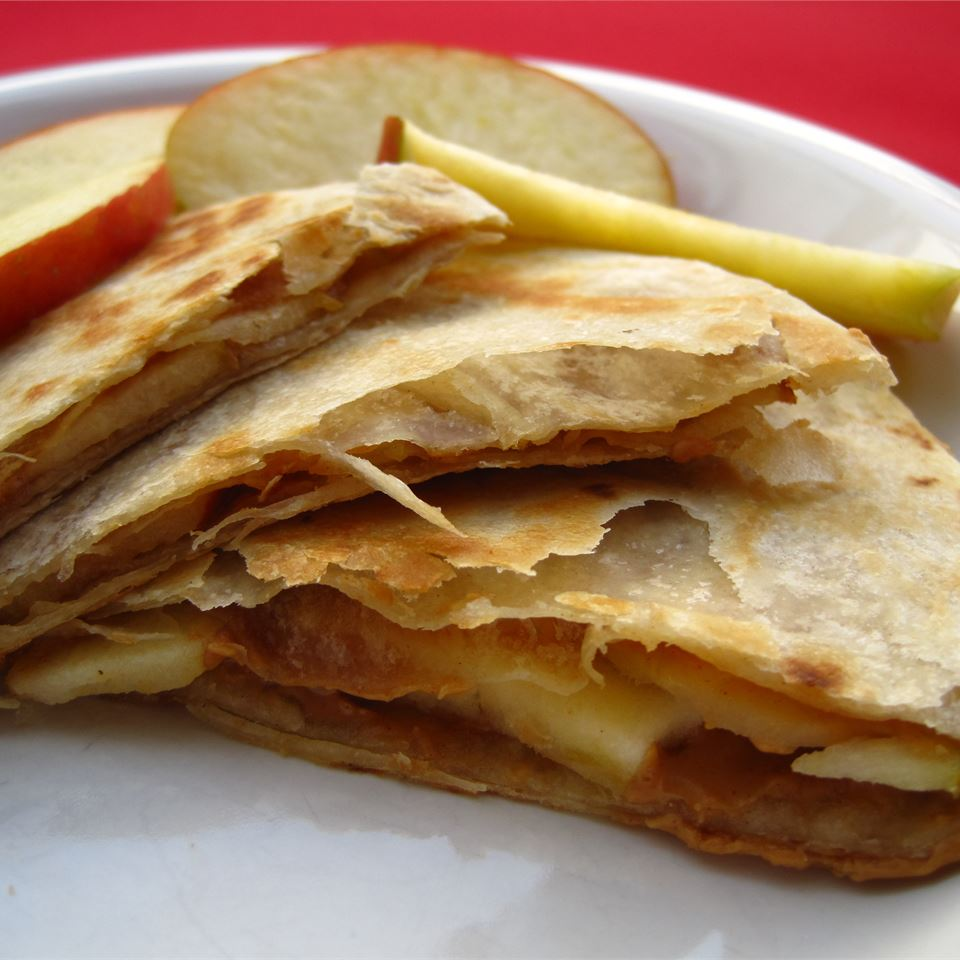 Peanut Butter Fiend Quesadillas Seattle Dad