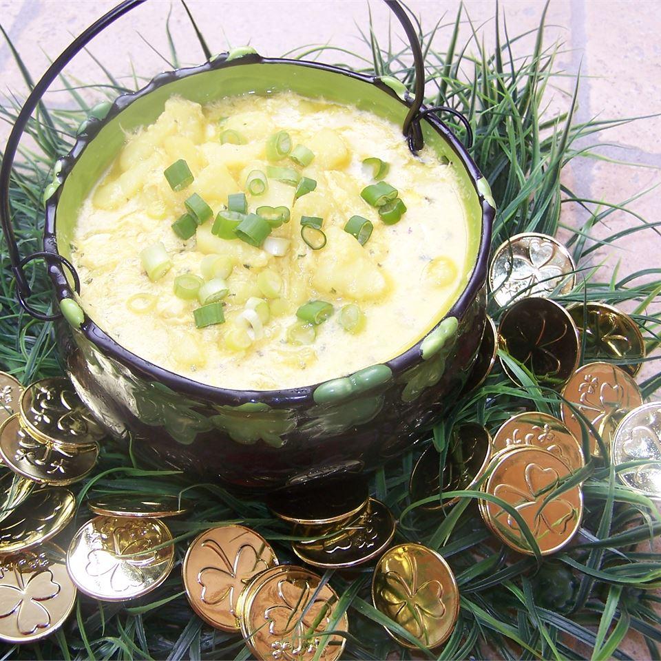 Irish Egg Drop Soup