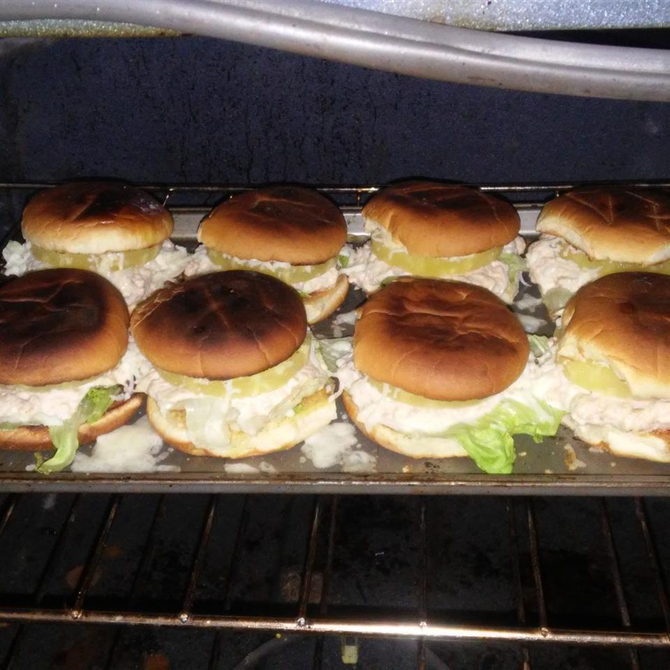 Hawaiian Tuna Sandwich Rockie Merryman