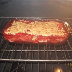 Strawberry Cobbler I