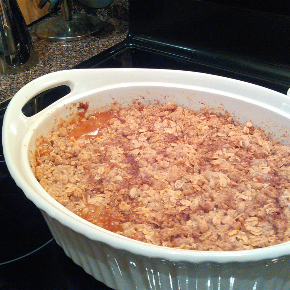 Nana's Apple Crisp