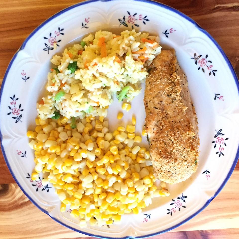 Grandmas Bogie's Parmesan Chicken