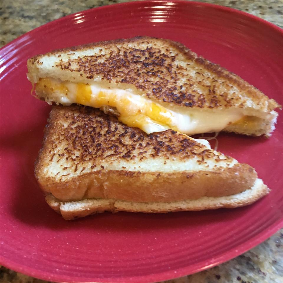 Grilled Cheese De Mayo
