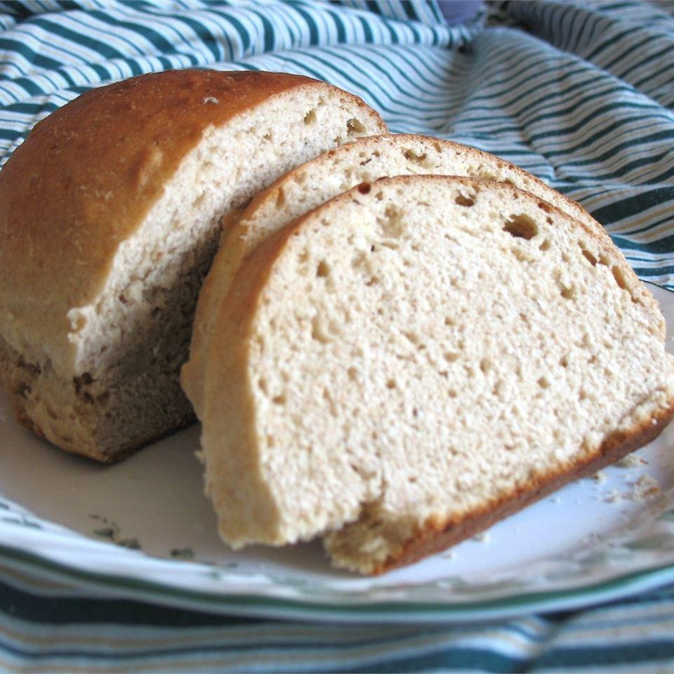 Oat-N-Honey Bread