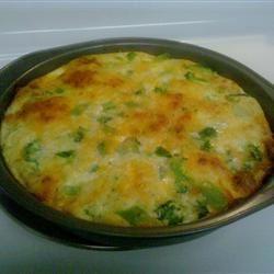 Cheesy Broccoli Pie ckaw427