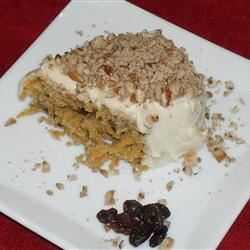 Awesome Carrot Cake with Cream Cheese Frosting Rory