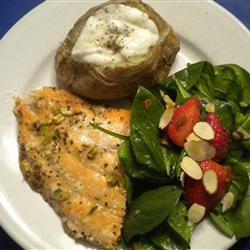 Anne's Fabulous Grilled Salmon Avon- status quo PRO