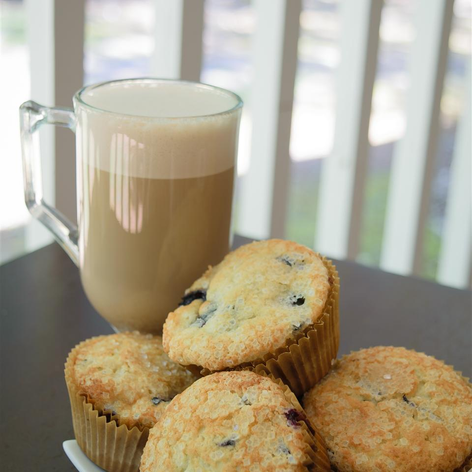 Best of the Best Blueberry Muffins Melissa Goff