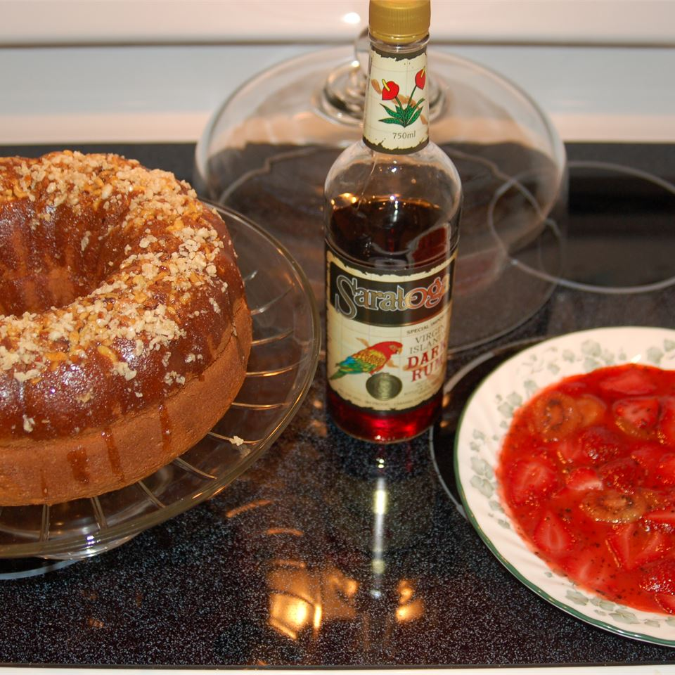 Rum Cake I