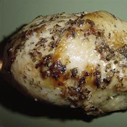Chicken with 40 Cloves of Garlic What's for dinner, mom?