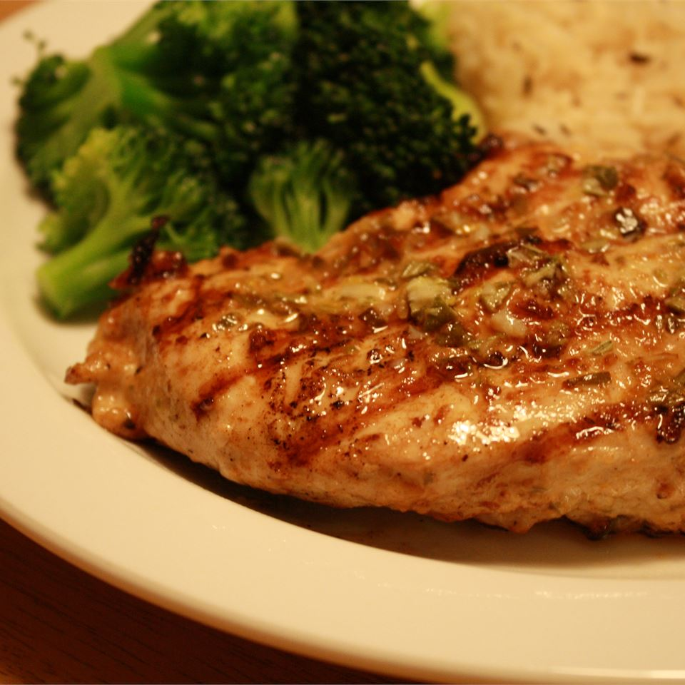 Rosemary Lemon Grilled Chicken TTV78