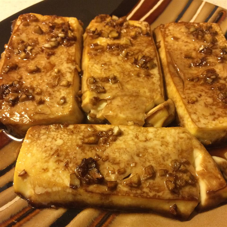 Baked Tofu jhennCruz