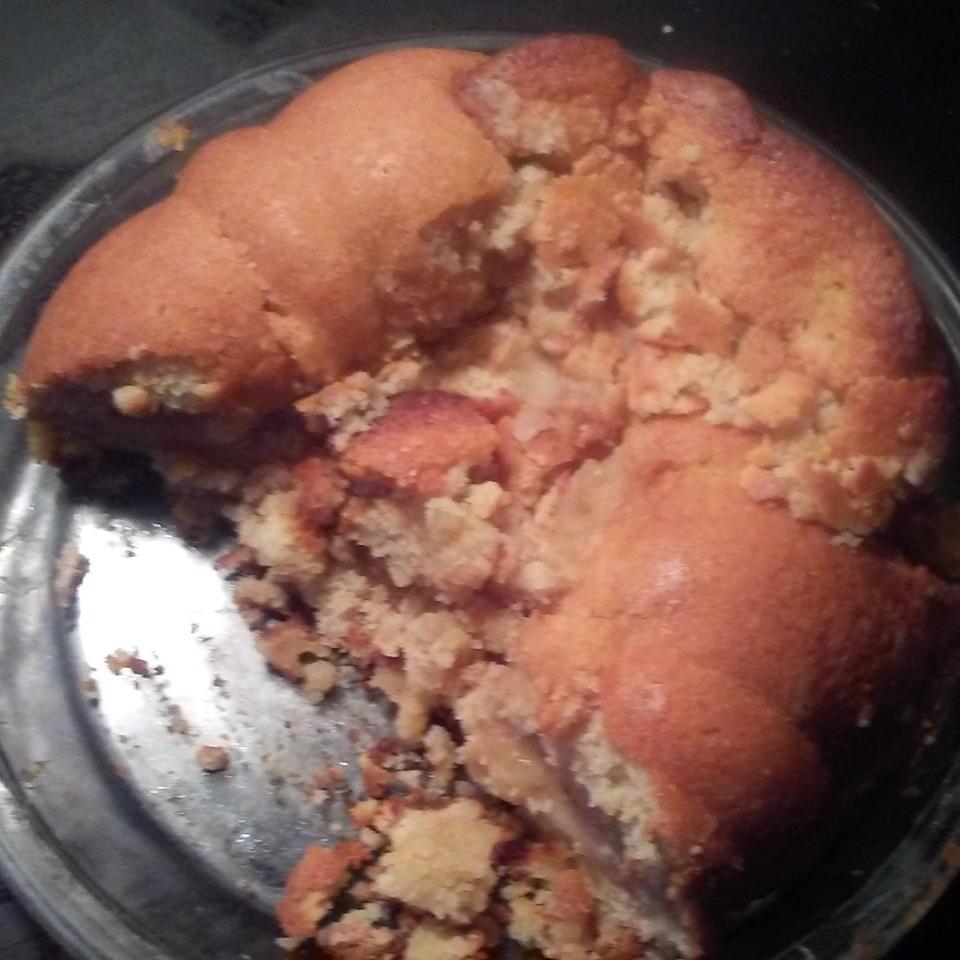 Bundt Dutch Apple Cake Marta D
