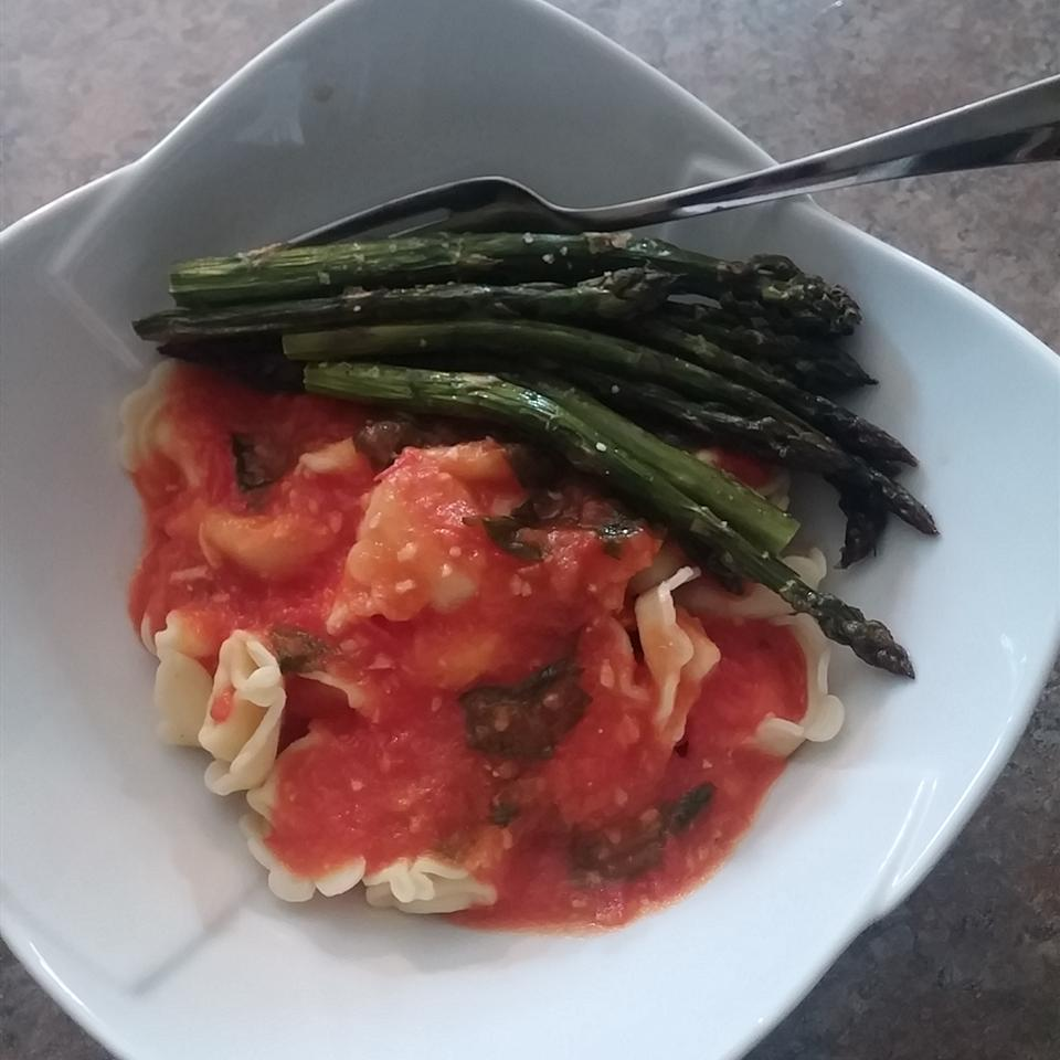 Sugo Rosso (Red Sauce) Dawn Olson Thorner