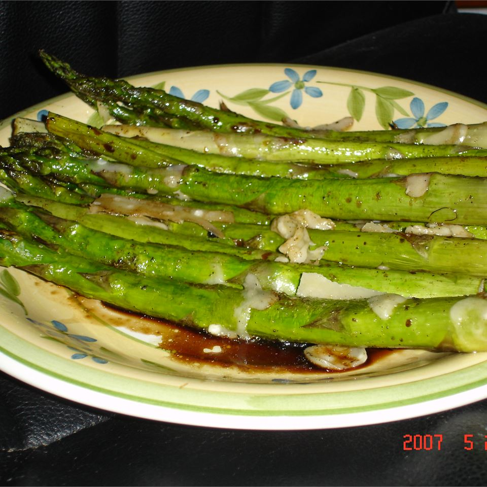 Asparagus with Parmesan Crust MOLLE888