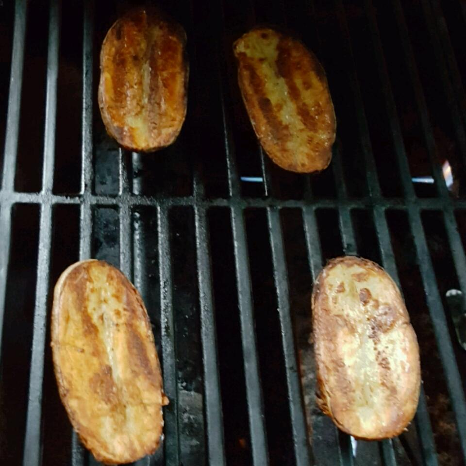 Quick and Easy Grilled Potatoes Benjamin