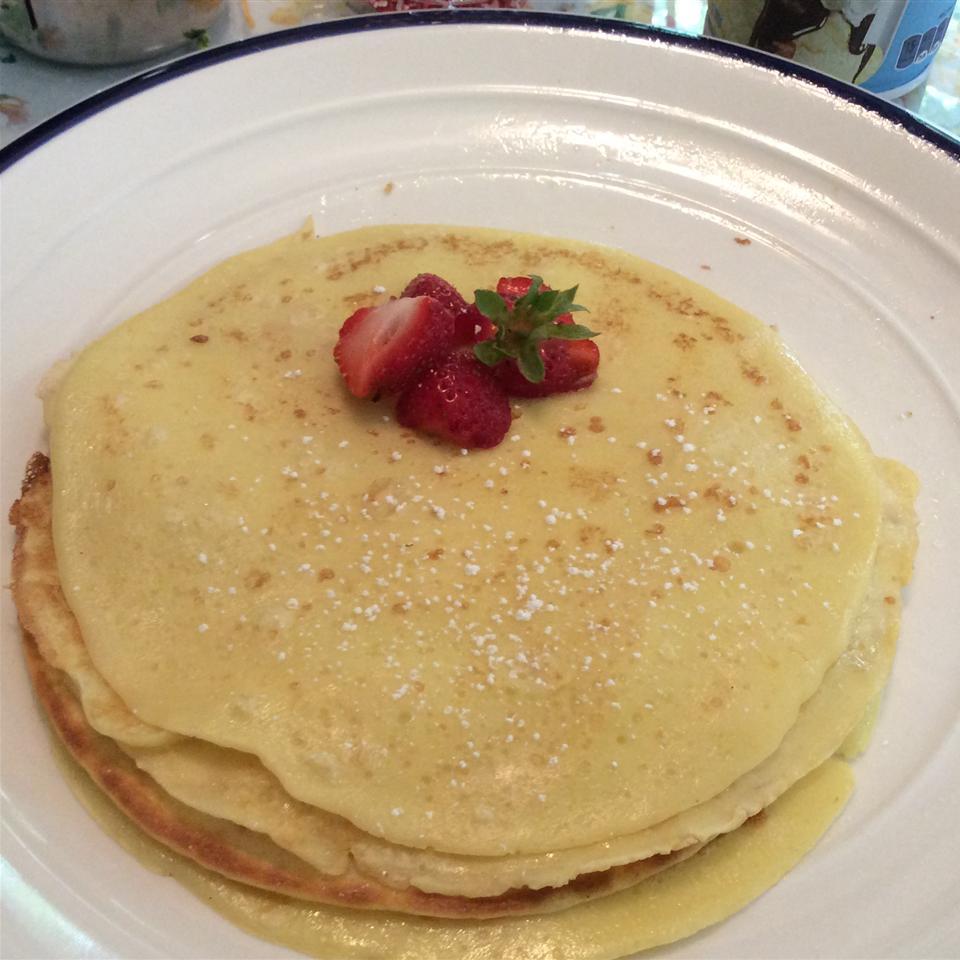 Authentic Swedish Pancakes Grannie